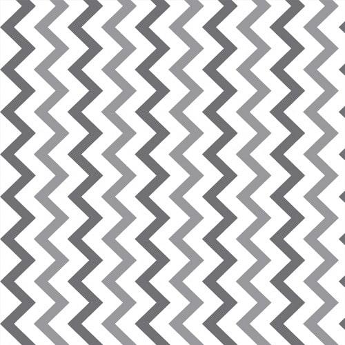 Papel De Parede Adesivo Chevron - Chevron Listras Verticais Zigzag Tons Cinza
