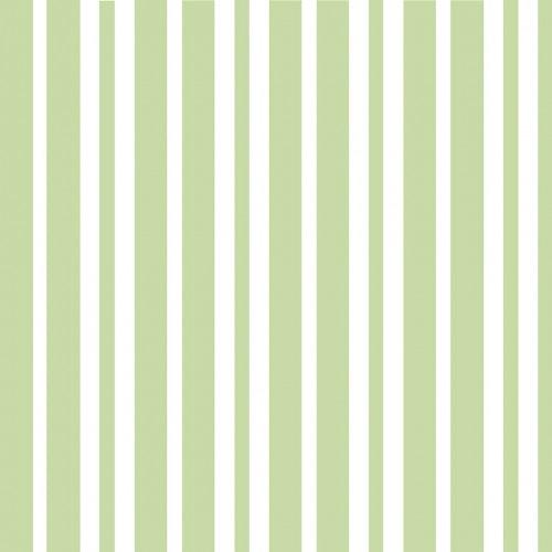 Papel De Parede Adesivo Listrado - Listra Vertical Verde Claro