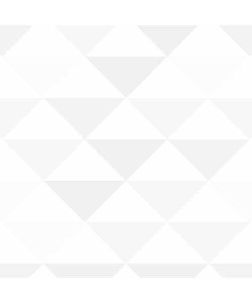 Papel De Parede Geométrico - Geométrico Branco e Cinza Claro