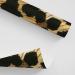 Papel De Parede Adesivo 3d Textura -  Textura Pele De Onça